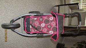 MacLaren Junior MX3 Dolls Pram/Stroller 3 Wheels