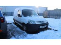 2005 55 CITROEN BERLINGO 1.9 LX 600 D ENTERPRISE 1D 68 BHP DIESEL