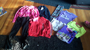 Girls clothes size 8 10