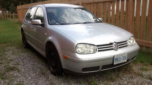 2002 Volkswagen Golf TDI Hatchback