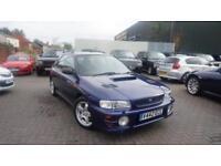 1999 Subaru Impreza 2.0 2000 Turbo 5dr