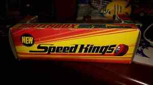 Matchbox Speed Kings empty boxes.