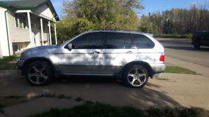 PRICE LOWERED 2002 bmw x5