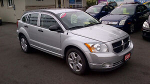 2008 Dodge Caliber SXT SUV on SALE $ 5595 / CERTIFIED