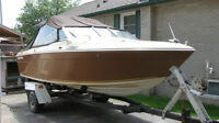 1984 Thunder Craft Sunbird - 17ft Runabout with Trailer