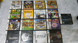 -Nintendo- Handheld Games/ Consoles: DS, GBA, GB