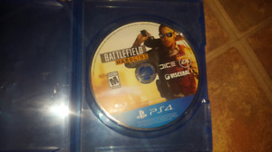 battlefield hardline ps4. $10