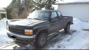1993 Dodge Dakota Sport 4x4 For Sale