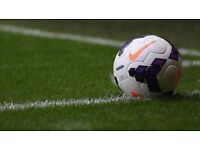 FOOTBALL PLAYERS WANTED - NORTH CAMP, FARNBOROUGH, ALDERSHOT AREA