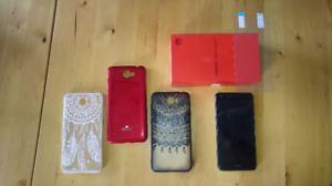 Huawei Y6 II Compact en très bonne condition avec accesoires