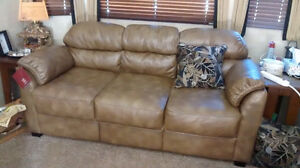 Matching sofa and two recliners REDUCED to $700