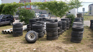 Used Tires/Wheels @Offroad Addiction London Ontario image 1