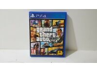 GTA V for Playstation 4 - GTA Online Included - In