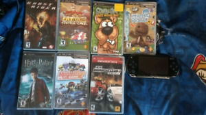 Psp with games best offer