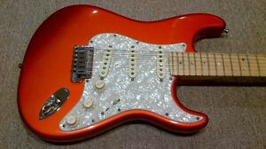 Fender American Deluxe Stratocaster with Suhr ML Pickups