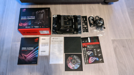 ASUS ROG Strix B550-I WiFi Gaming Motherboard