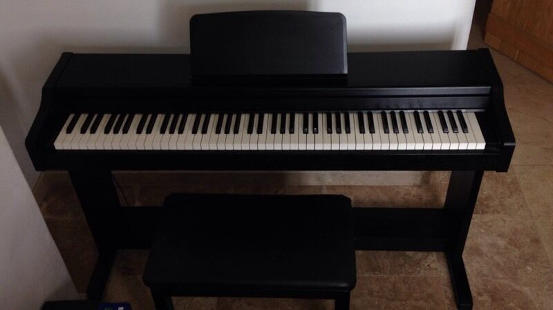 technics sx pc8 digital piano in worcester. Black Bedroom Furniture Sets. Home Design Ideas