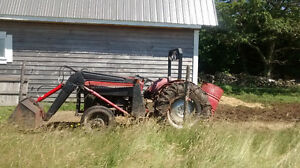 Massey Ferguson Tractor 135 For Sale
