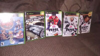 6 XBOX Live 20 for all games