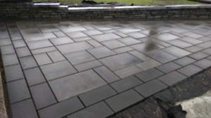 INTERLOCK DRIVEWAYS AND PATIOS BY MODA LANDSCAPING