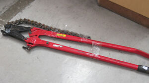 Ridgid soil pipe cutter