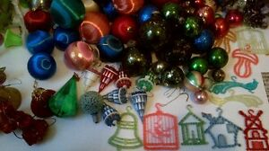 Vintage Christmas ornaments Windsor Region Ontario image 5
