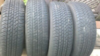 TIRE ON RIMS FOR SALE