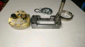 Scotts Steering Stabilizer/Damper