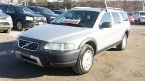 2005 Volvo XC70 2.5L AWD Cross Country w/Turbo