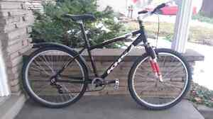 One speed mtn bike