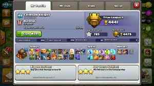 Clash of Clans TH10 (Heros: 40/40) October Update Maxed Out