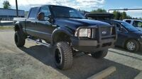 2006 lifted Ford f350