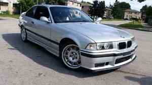 1999 BMW E36 M3 limited edition