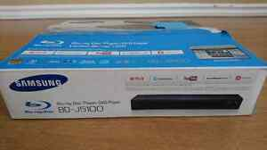 SAMSUNG SMART BLU RAY PLAYER