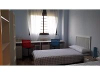 WANT TO SAVE SOME MONEY? YOU HAVE A FRIEND? CHECK OUR GREAT ROOMS! ONLY 2 WEEKS DEPOSIT