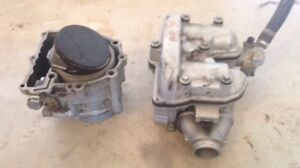 DS650 HEAD AND CYLINDER
