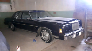 1979 Chrysler Priced to Sell