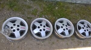 Jeep rims for sale London Ontario image 2