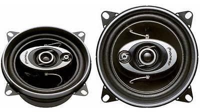 """NEW  4"""" Pioneer 3way Car Audio Speakers.4.ohmStereo Pair."""