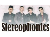 2x Stereophonics tickets manchester seated