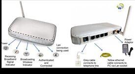 Netgear Router DG834G Version 3