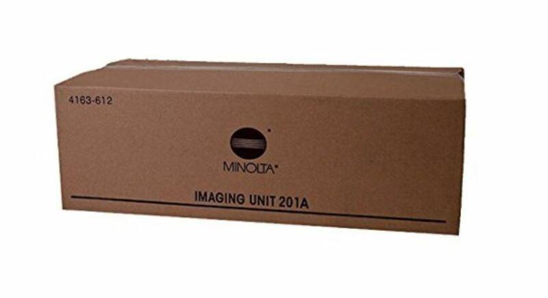 Genuine Konica Minolta 4163-612 Black Imaging Unit