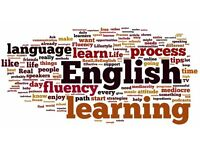 English tutor available in Aberdeen area