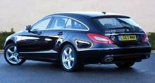 2013 Mercedes-Benz CLS Shooting Brake Diesel Wagon Giralang Belconnen Area Preview