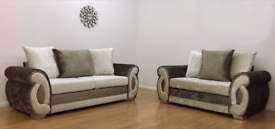 CHEAPEST PRICE LUXURY SOFA 3+2 SEATER 1845