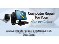 Computer Laptop Pc Repairs near you - Cambridge and surrounding areas - Home/Workshop