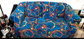 Elegant Green Sofa for sale
