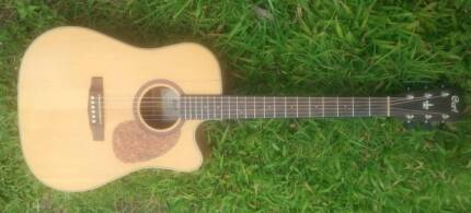 Cort Steel String Acoustic Guitar with built in amp Byron Bay Byron Area Preview