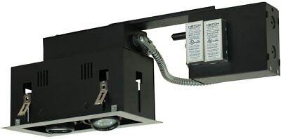 Jesco Lighting MGR1650-2ESB Modulinear Directional Double Gimbal 50W MR16