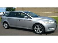 FORD MONDEO ESTATE ZETEC 2.0 - MAIN AGENT HISTORY / LOVELY EXAMPLE